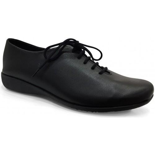 b93eb776b3075a Chaussures noires Hirica Lanty 100% cuir, la qualité du made in France ! -