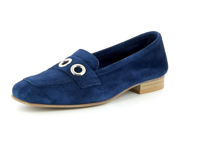 chausseur Janel FOLIE'S chaussures S 92 EVISA le dans BLEU FOLIE qTI4wY