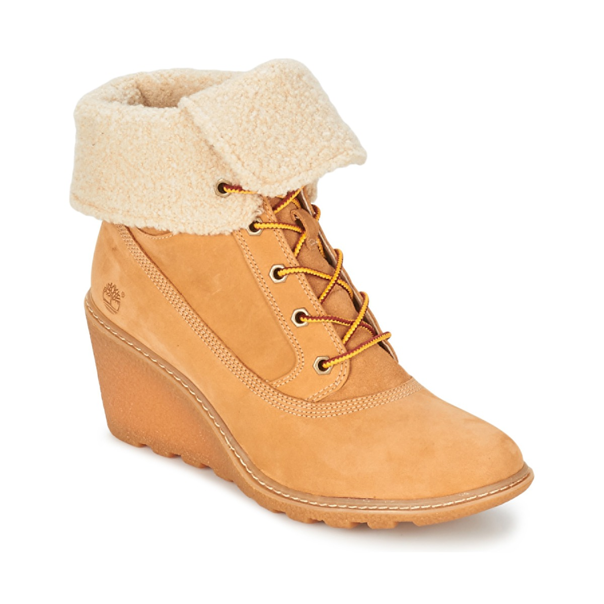 bottine talon timberland