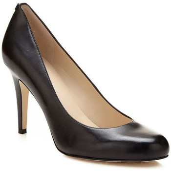 0e8a8e9c5679 Escarpin guess cuir noir FLFAR3LEA08 Guess   Janel chaussures ...