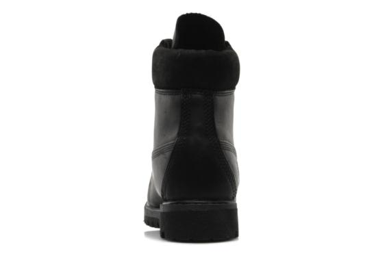 timberland 6in premium boot noir