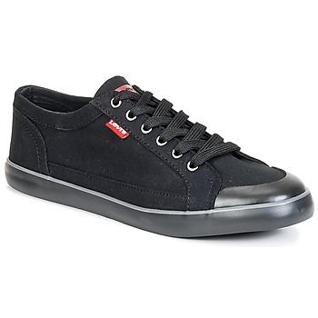 ChaussuresChausseur Levi'sJanel Baskets Black Basses Levi's® n8w0vmNO